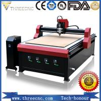 Buy cheap Jinan professional wood working CNC router machine TM1325A. THREECNC from wholesalers