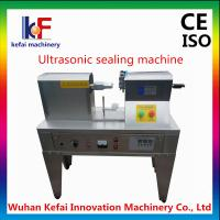 Buy cheap Multi-functional Ultrasonic Plastic Tube Sealing Machine with Cutting from wholesalers