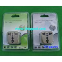 Buy cheap Travel Adaptor in Clamshell Package from wholesalers
