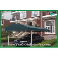 Buy cheap Outdoor Shade Canopy Folding Tent UV Resistant Car Parking Tent Aluminum Frame from wholesalers