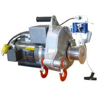 Buy cheap 2000lb Cable Pulling Winch from wholesalers