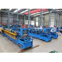 Buy cheap Automatic Panel Roll Forming Machine Interchangeable  Purlin Roll Former from wholesalers