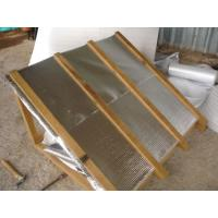 Buy cheap reflective aluminum foil insulation material from wholesalers