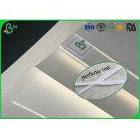 Buy cheap 1mm 2mm 3mm Virgin Wood Pulp White Drying Cardboard Paper Roll / Absorbent Paper In Roll from wholesalers