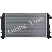 Buy cheap DPI 13254 Mercedes Benz Radiator , Water Cooling Radiator 9065000302 / 0402 / 68013630AA from wholesalers