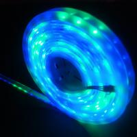 Color Changing Led Light Strips: RGB Color Changing LED Strip Light/12V LED Rigid Strip