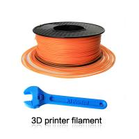 Buy cheap Orange Fluorescent PLA 3D Printer Filament For 3D Printer Printing product