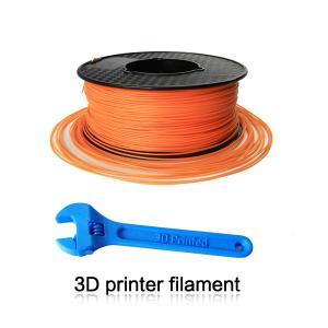Buy cheap PLA 3D Printer Filament PLA Fluorescent / 3D Printer PLA Filament product