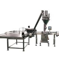 Buy cheap Food Industry Milk Dry Powder Filling Machine Stainless Steel Material from wholesalers