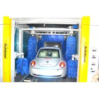 Buy cheap Electric TEPO-AUTO Tunnel Car Wash System 35kw With Powerful Air-Dry Systems from wholesalers