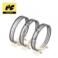 China High Accuracy Cummins Engine Spare Parts Piston Ring Set Stable Performance on sale