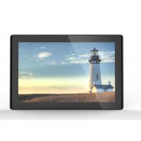 Buy cheap Black Frame 10 Inch High Resolution Digital Picture Frame110 - 240V AC Input from wholesalers
