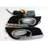 Buy cheap Shockproof Chrome Auto Accessories , Honda Civic 2011 - 2013 DRL LED Daytime Running Lights Indicator Replacement from wholesalers