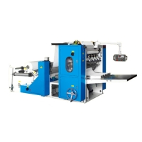 Buy cheap HTM-3Z (225) series three-fold paper towel folding machine from wholesalers
