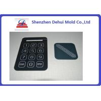Buy cheap High Polish Metal Keyboards Rapid Prototyping Services By CNC Machining from wholesalers