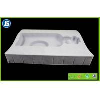 Buy cheap Luxury Up-market Liquid Bottle Flocking Tray Packaging With 0.8 mm PS Flocking product