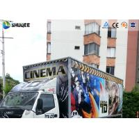 Buy cheap 5D Dynamic Theater Simulation 5D Movie Theater With Exciting 12 Secial Effect product