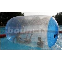 Buy cheap 0.8mm or 1.0mm PVC Material Inflatable Roller Ball For Pool Or Lake product