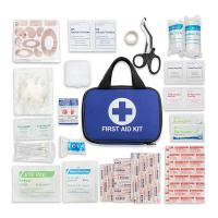 Buy cheap Private Label Portable Medical Kit 600D Waterproof Polyester Material from wholesalers