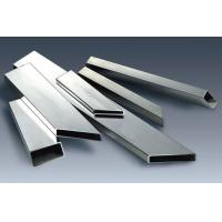 Buy cheap Stainless steel rectangle tubes welded AISI 304 from wholesalers