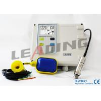 Buy cheap Precision Auto Pump Controller , Single Phase Submersible Control Panel from wholesalers