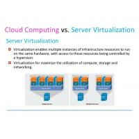 Buy cheap Save Energy Virtualized Data Center Server To Move Things To Cloud from wholesalers
