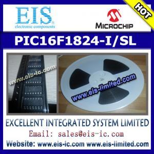 Buy cheap PIC16F1824-I/SL - MICROCHIP - 14/20-Pin Flash Microcontrollers with nanoWatt XLP Technology product