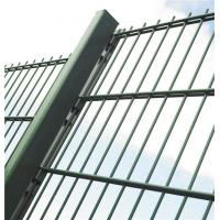 Buy cheap Powder Coated 868 656 Double Wire Mesh Fence Double Wire Safety Fence from wholesalers