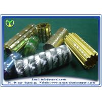 Buy cheap Engraving Tube Profiles Aluminum Machining Services Precision from wholesalers