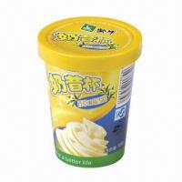 Buy cheap 9oz ice cream paper cup for hot/cold drink from wholesalers