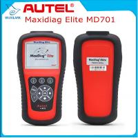 Buy cheap Autel Maxidiag Elite MD701 4 System(engine, transmission, ABS,airbag) with DS molden for Asian Cars from wholesalers