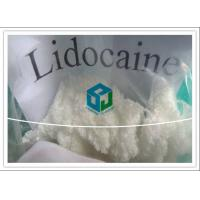 Buy cheap Local Anesthetic Agent Lidocaine Base / Lidocaine Powder For Hair Loss Treatment from wholesalers