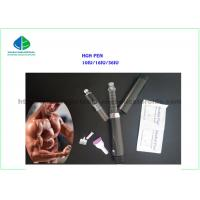 Buy cheap Muscle Growth Injection Hormone HGH Somatropin Peptide Body Building Peptides from wholesalers