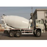 Buy cheap High Efficiency Hydraulic Pump Cement Mixer Truck For Construction Site from wholesalers