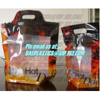 Buy cheap Grilled Chicken Bag, Rotisserie Chicken Bags, Microwave Grilled Chicken bag from wholesalers