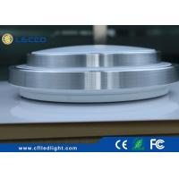 Buy cheap 180° Beam Angle LED Ceiling Lamp 18W Double Deck 2700K with Aluminum Frame from wholesalers