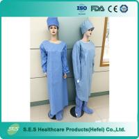 Buy cheap Hospital Use Nonwoven Disposbale Surgical gown with EO Sterile from wholesalers