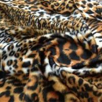 Buy cheap 100% polyester animal printed velboa with wave from wholesalers