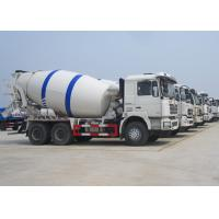 Buy cheap Professional Self Mixing Concrete Truck , 6X4 10m3 Ready Mix Cement Trucks from wholesalers