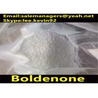 Buy cheap Cas 846-48-0 Boldenone Steroids / 1 Dehydrotestosterone 99.5% Purity ISO Approved product