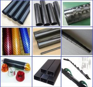 Buy cheap carbon fiber tube manufacture carbon fiber pole producer carbon fiber rod supplier in China product