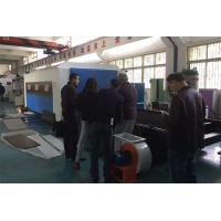 Buy cheap High Power Metal Laser Cutting Machine , Fiber Cutter Machine Can Cut Doors And Windows from wholesalers