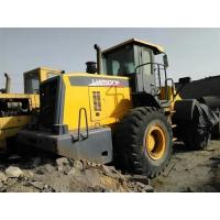 Buy cheap Yellow Large Wheel Loaders , Front Wheel Loader Side Dump Bucket from wholesalers