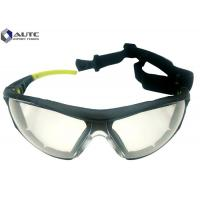 Buy cheap Scientific Sealed PPE Safety Goggles , Protector Safety Glasses Anti Blue Light from wholesalers