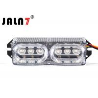 Buy cheap 6 Led DRL Led Strobe Warning Lights 1980LM Low Power Consumption from wholesalers