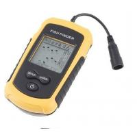 Buy cheap 100m Portable Sonar Sensor Fish Finder from wholesalers