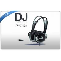 Buy cheap Professional Dynamic Monitoring Stereo DJ Headphones Limited Edition  product