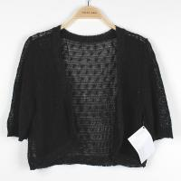 Buy cheap Short Womens Chunky Sweater Without Button Wool Knitwear Poncho from wholesalers