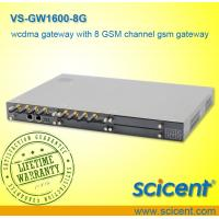 Buy cheap wcdma gateway with 8 GSM channel gsm gateway from wholesalers