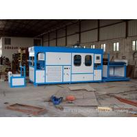 Buy cheap Automatic Plastic Vacuum Forming Machine PLC Control System Stable Feeding from wholesalers